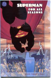 SUPERMAN For All Seasons #3, NM, Tim Sale, Jeph Loeb, 1998, more DC in store