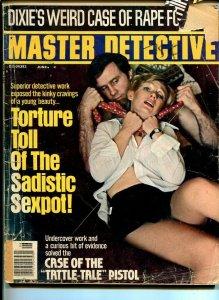 MASTER DETECTIVE-JUNE  1976-SPICY-MURDER-KIDNAP-RAPE-STRANGULATION-good G