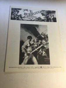The Burroughs Bulletin 19 Nm Near Mint Magazine