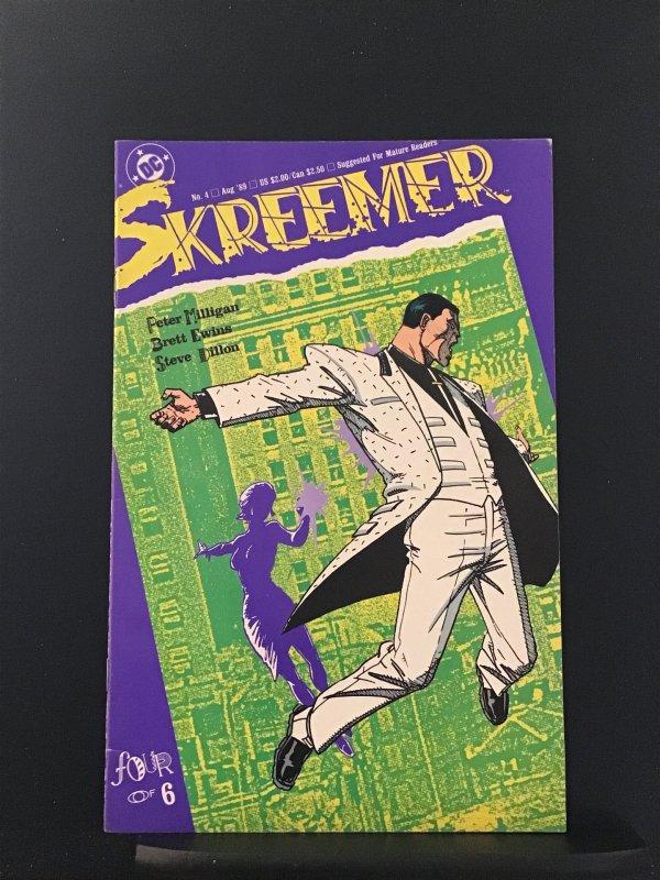 Skreemer (ES) #4 (1993)