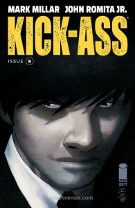Kick-Ass (2nd Series) #6C VF/NM; Image   save on shipping - details inside