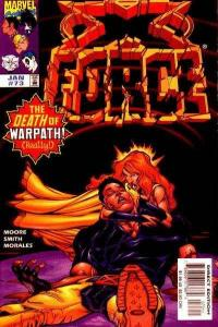 X-Force (1991 series) #73, NM (Stock photo)