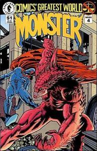 Dark Horse COMICS' GREATEST WORLD: ARCADIA #4 NM-