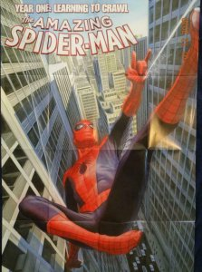 AMAZING SPIDER-MAN Promo Poster, 24 x 36, 2014, MARVEL Unused more in our store