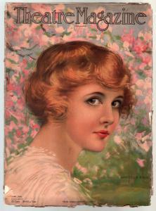 Theatre 6/1919-Maguerite Clark cover-Nazimova-Norma Talmadge-Mae Murray-G