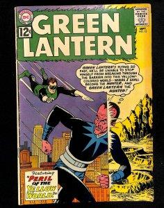 Green Lantern #15 Early Sinestro!