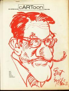 CARTOON #6/7/8-1972-CARTOON MUSEUM-JOE SINNOTT-THING VG