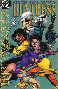 Showcase '93 #10 VF/NM; DC | save on shipping - details inside