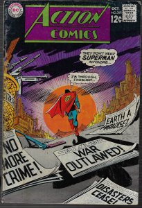 Action Comics #368 (DC, 1968)