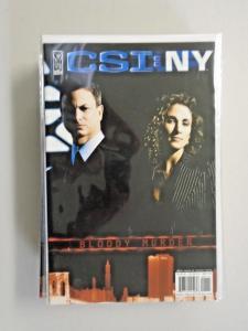 CSI: Lot 40 Different, 8.0/VF