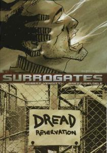 Surrogates, The #2 VF/NM; Top Shelf   save on shipping - details inside
