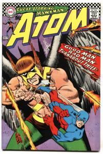 The Atom #31 1967- Gil Kane- DC Silver Age VF