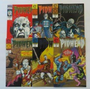 Pinhead #1-6 Complete Set VF/NM 1st Print Marvel/Epic Hellraiser Clive Barker