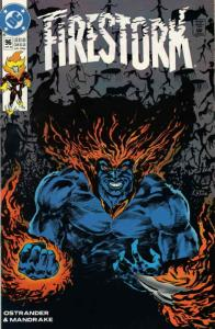 Firestorm, the Nuclear Man #96 FN; DC   save on shipping - details inside