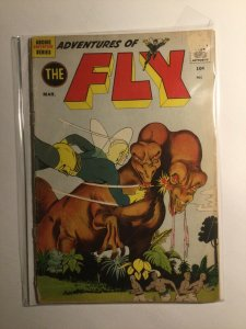Adventures of The Fly 11 Very good- vg- 3.5 Cover detached Archie