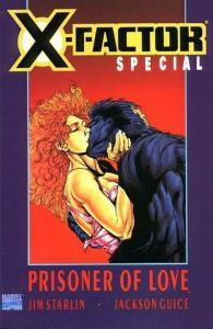 X-Factor (1986 series) Prisoner of Love #1, NM- (Stock photo)