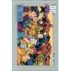 1991 DC Cosmic Cards - MILLENNIUM #151