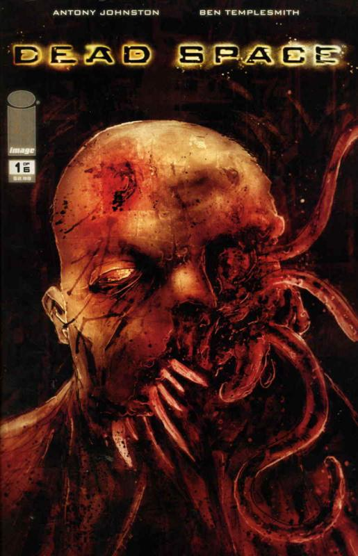Dead Space #1 VF; Image | save on shipping - details inside