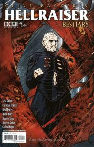 Hellraiser: Bestiary #4 VF/NM; Boom!   save on shipping - details inside