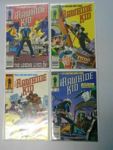 Rawhide Kid set #1-4 Newsstand editions 6.0 FN (1985 Marvel)