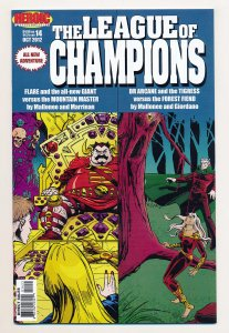 League of Champions (1990) #14 NM