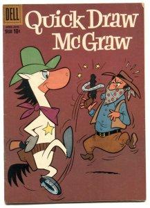 Quick Draw McGraw #2 1960- Hanna Barbera comic VG+