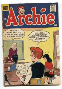 Archie #116 1961-COMIC BOOK-Betty-Veronica- G