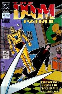 Doom Patrol #20 (1989)
