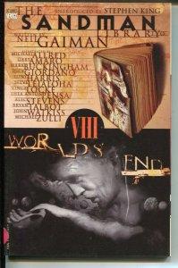 Sandman: World's End-Neil Gaiman-Vol 8-1994-PB-VG/FN