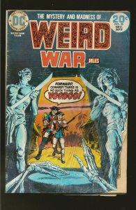 DC Comics Weird War Tales #20 (1973) SALVAGED >PLEASE READ NOTE<