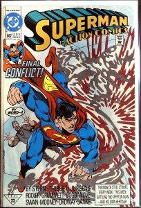Action Comics #667 (1991)