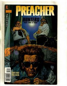 Preacher # 14 FN DC Comic Book Garth Ennis Steve Dillon Hunters Part Two HY1