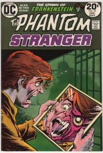 Phantom Stranger, The #28 (Jan-74) VF+ High-Grade The Phantom Stranger