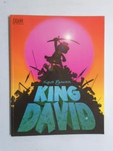 King David GN (DC/Vertigo) #1, (1st Print), 6.0 (2002)