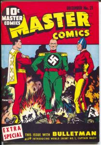 Flashback #18 1970's-Reprints Master Comics # 21 from 1941-VF/NM
