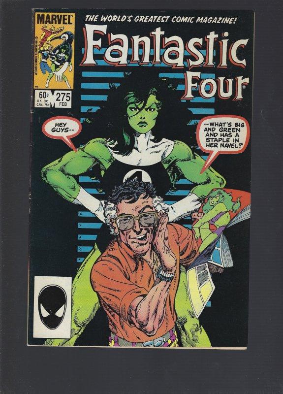 Fantastic Four #275 (1985)
