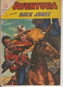 Aventura numero 332: Buck Jones