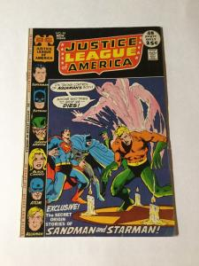 Justice League Of America JLA 94 6.0 Fn Fine 1st Merlyn