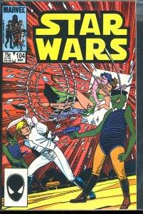 Star Wars #104 (1986)