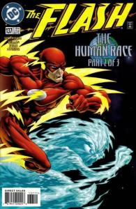 Flash (1987 series) #137, VF (Stock photo)