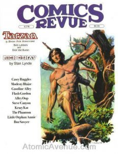 Comics Revue #276 VF/NM; Comics Interview | save on shipping - details inside