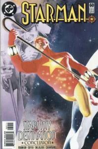 Starman (1994 series) #60, NM + (Stock photo)