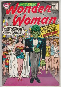 Wonder Woman #155 (Jul-65) NM- High-Grade Wonder Woman