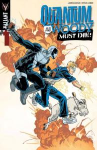 Quantum and Woody: Must Die #1, NM (Stock photo)