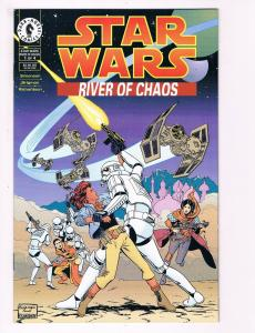 Star Wars River Of Chaos # 1 Dark Horse Comic Books Awesome Issue Modern Age S40