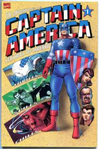 CAPTAIN AMERICA - Sentinel of Liberty #1 2 3 4, NM 1991, lots more CA in store