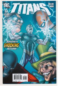 Titans (2008 2nd Series) #37 NM