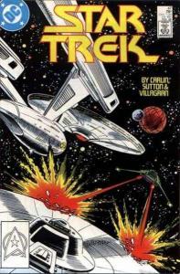 Star Trek (1984 series) #47, VF+ (Stock photo)