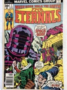 Eternals #7, Kirby art...another TDF 9!