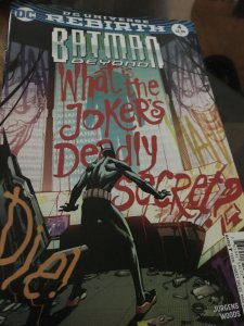 DC Rebirth Batman Beyond #4 Mint